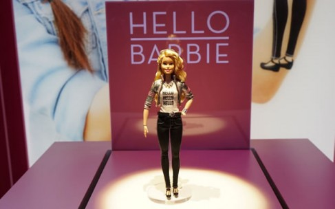 How long will it take for Internet of Things Hello Barbie to be hacked?