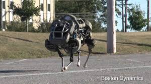 Boston's Dynamic Robots Will Take Jobs Away from Dog Too.