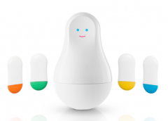 Get your control freak on with stick-anywhere home sensors